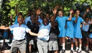 Randpark Primary - 1st day of school 2013